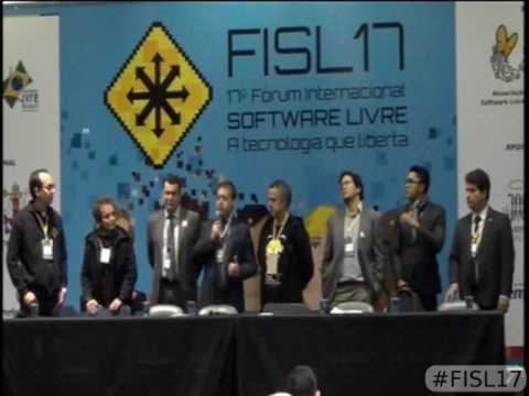 Fisl 17 - Painel a inserção profissional de jovens aprendizes via tecnologia