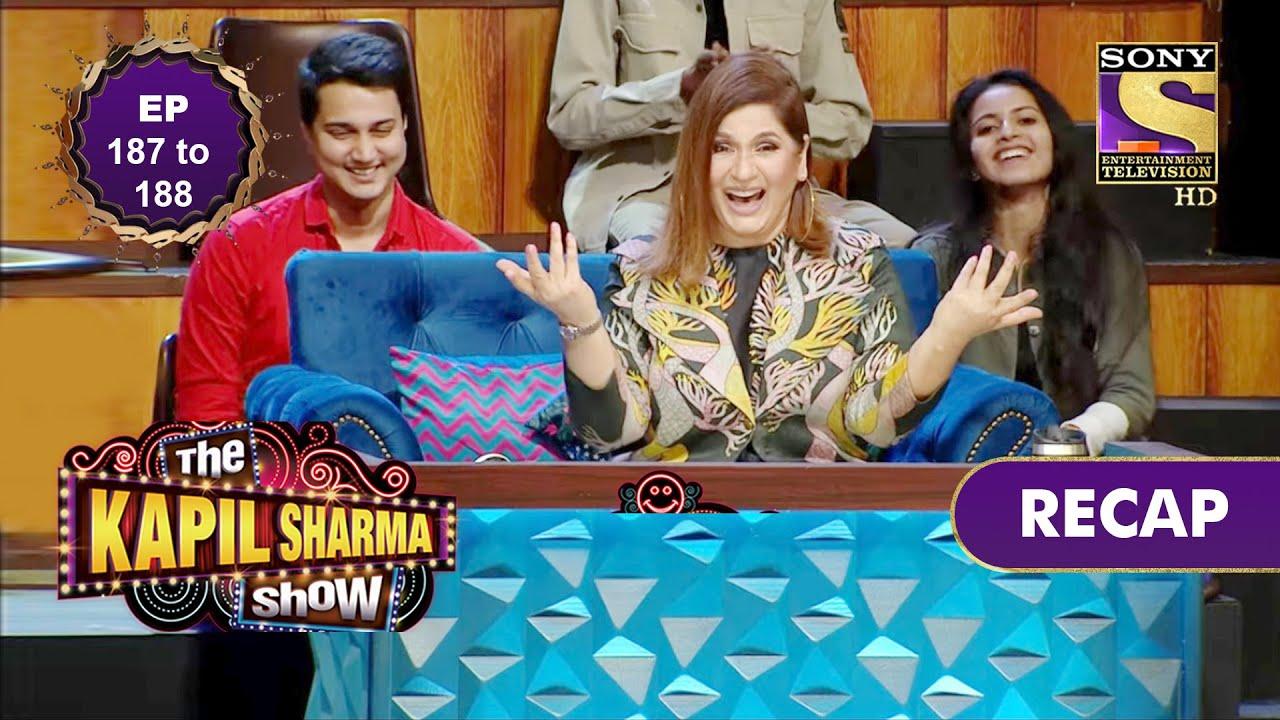Download The Kapil Sharma Show Season 2 | दी कपिल शर्मा शो सीज़न 2 | Ep 187 & Ep 188 | RECAP