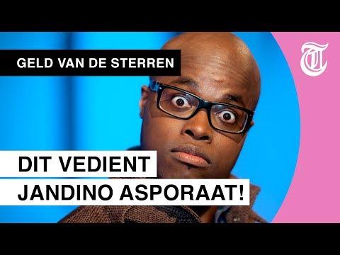 Niemand mag Jandino's rijkdom zien - GELD VAN DE STERREN #37