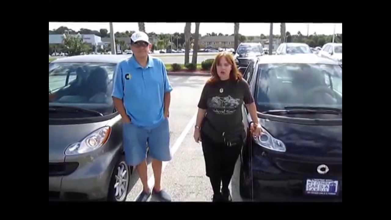 Smart center jacksonville fl smart car video 2013 for Mercedes benz orange park fl