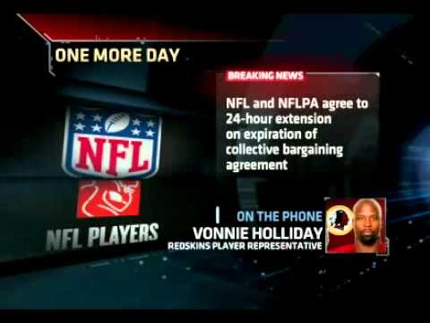 Vonnie Holliday On CBA Extension