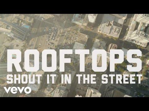 JJ Weeks Band - Rooftops (Lyric Video) ft. Tedashii