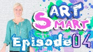 Art Smart S01E04 Drawing and Watercoloring Endangered Animal