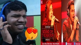 Hina Ki Khushbu|Samra Khan & Asim Azhar|Coke Studio Season 8 Episode 5|Reaction &Thoughts