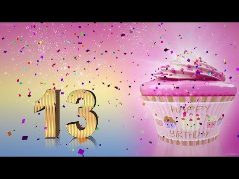 birthday-song-for-the-13th-birthday.-happy-birthday-to-you.-funny-birthday-video.