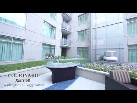Marriott Courtyard DC Foggy Bottom - Meetings and Events
