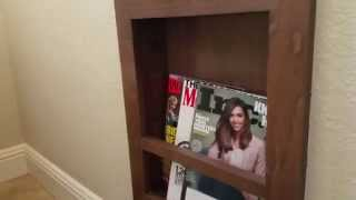 Life Hacks - Magazine Rack - You're Doing It Wrong!