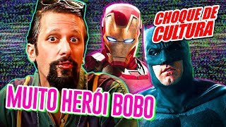 MARVEL vs DC | Choque de Cultura