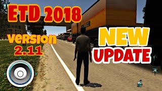 EURO truck driver 2018 Android Gameplay (NEW UPDATE)