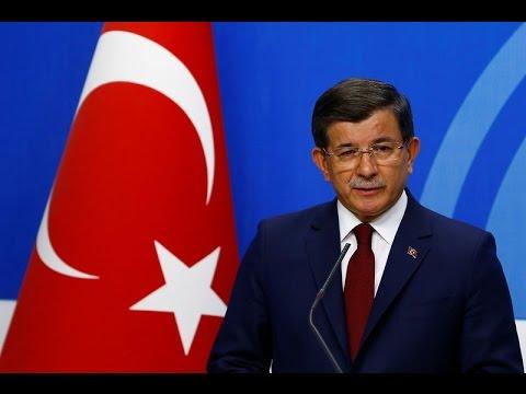 Başkan Ahmet Davutoğlu'nun basın açıklaması (5 Mayıs 2016)