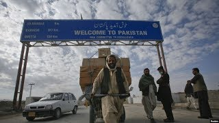 Pakistan to Afghanistan by road part 1