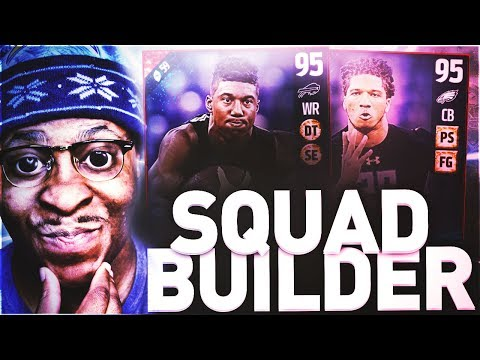 ONE PLAYER FROM EVERY ANIMAL TEAM IN THE NFL! MADDEN 17 RAGE ULTIMATE THEMED TEAM