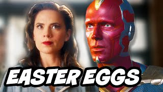 Agent Carter Season 2 Episode 1 - 3 and Marvel Easter Eggs