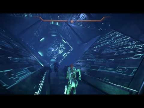 Mass Effect Andromeda - The Remnant Tiller WT, puzzle solution & secret chests