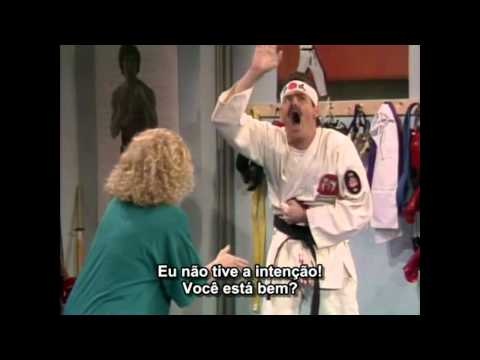 Jim Carrey - Karate Instructor [LEGENDADO em português]