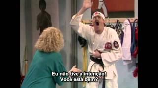 Jim Carrey - Karate Instructor [LEGENDADO em português]