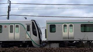 甲種1 東急電鉄田園都市線用2020系9788レ EH200-19牽引