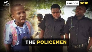 The Policemen (Throw Back Monday (Mark Angel Comedy)
