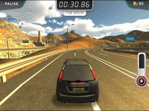 Highway Rally Free Online Game