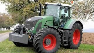 Fendt traktory i kombajny