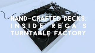 Hand-crafted decks: How to make a turntable