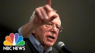 Bernie Sanders Debunks 'Brilliant Scientist' Trump's Climate Theory | NBC News