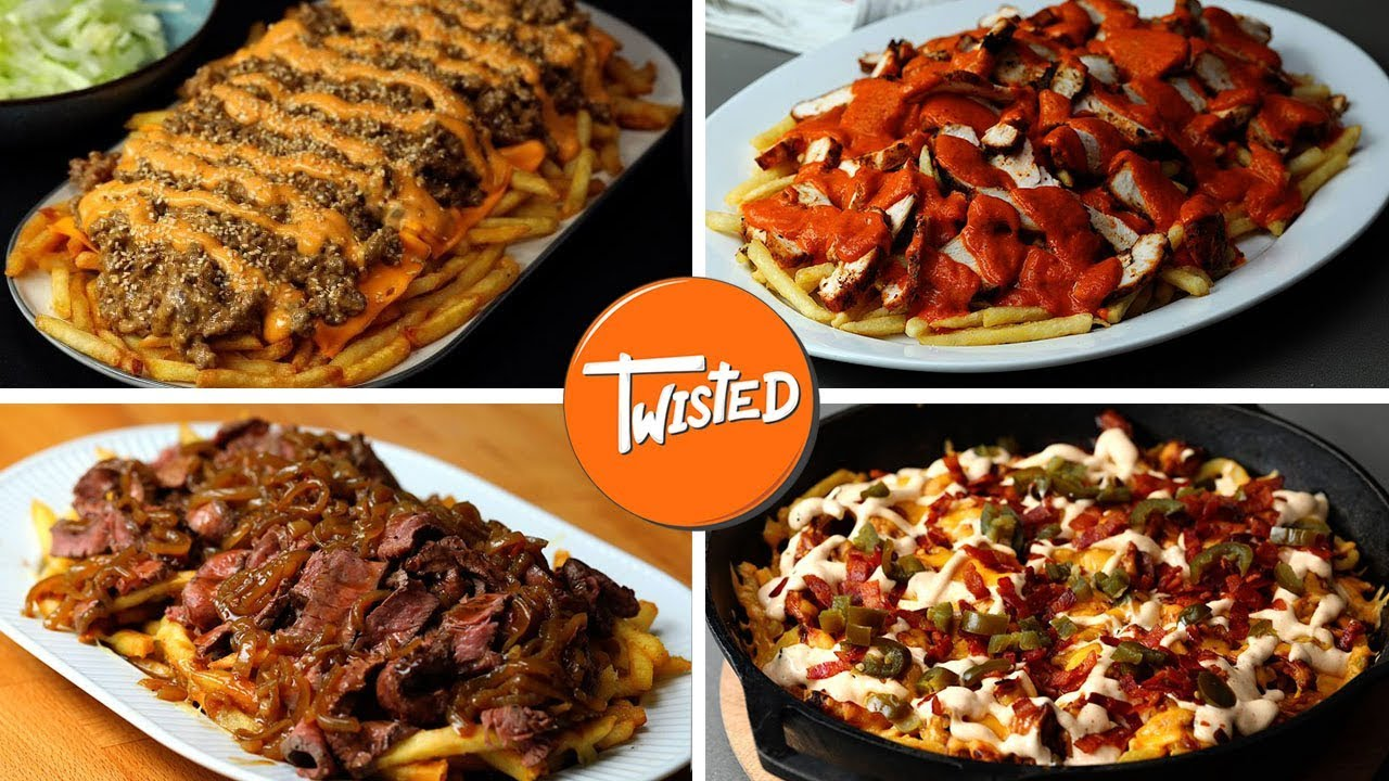 4 More Seriously Loaded Fries | Twisted