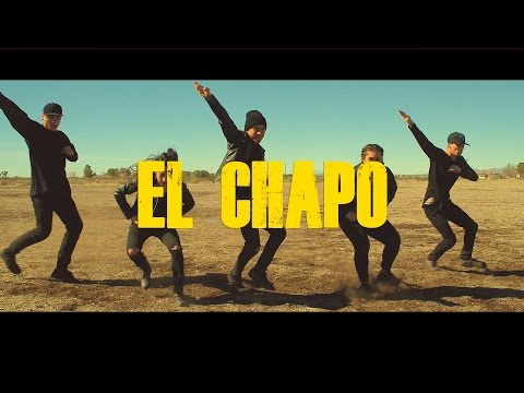 "David Lim | The Game & Skrillex  ""El Chapo"" Choreography"