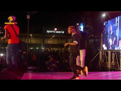 "YBNL'S LYTA PERFORMS ""TIME"" AT MAYOURKUN LIVE IN IBADAN"