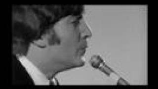 TELL ME WHY ( from the beatles video: A HARD DAY
