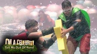 Main Camp vs Extra Camp: Celebrity Cyclone | I'm A Celebrity... Extra Camp
