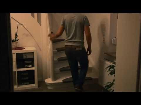Sensor de movimiento para escaleras funnydog tv - Iluminacion led escaleras ...