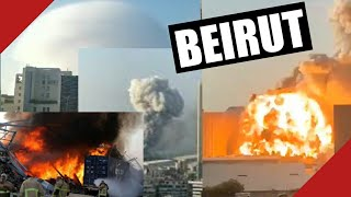 A look at the Beirut explosion from multiple perspectives