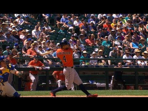 6/25/17: Astros launch three homers to sink Mariners