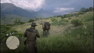 Red Dead Redemption - how I got my first horse