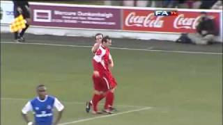 Accrington Stanley 3-2 Oldham - The FA Cup 1st Round - 06/11/10