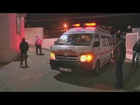 Gaza blames Israel for tunnel blast 'killing two Palestinians'