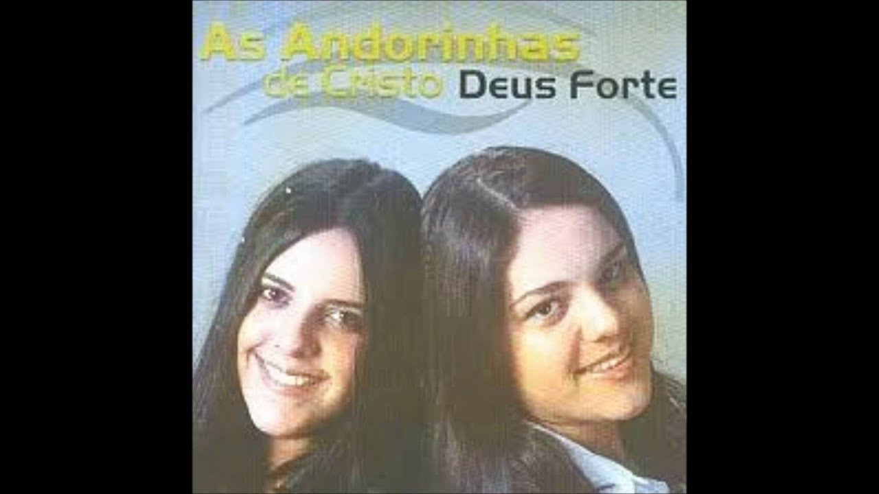cd as andorinhas de cristo deus forte playback