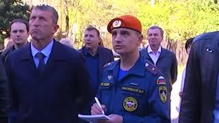 Анатолий Пахомов осмотрел мкр Донской. Новости Эфкате Сочи
