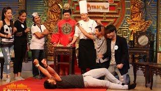 Thiên Đường Ẩm Thực Mùa 1 | Tập 1: Diệu Nhi | Full HD (19/07/2015)