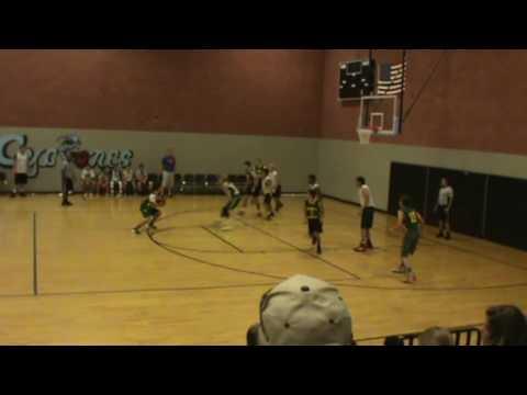 Zach Thomas Basketball Highlights