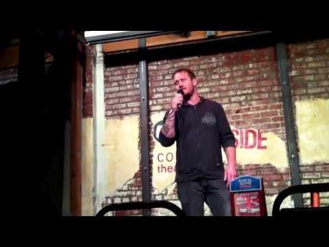 Aaron Fleck Westside Comedy-Disney