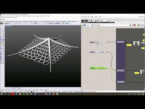 Crow Tutorial1: Neural Sensing and Control in Grasshopper