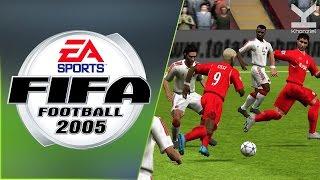 FIFA Football 2005 (2004) Gamecube - Liverpool Vs Milan