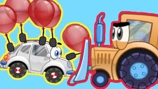 Мультик ИГРА для детей - Машинка ВИЛЛИ [1]