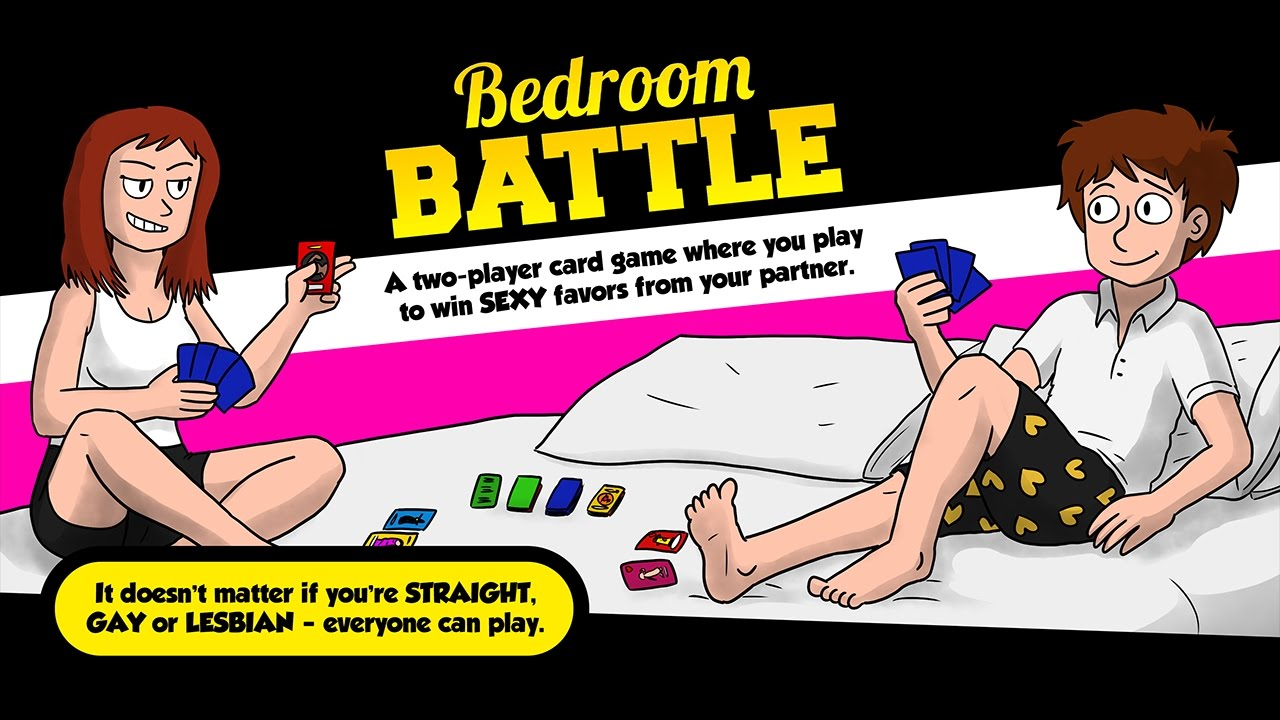 Bedroom Battle   A Sex Game For Couples
