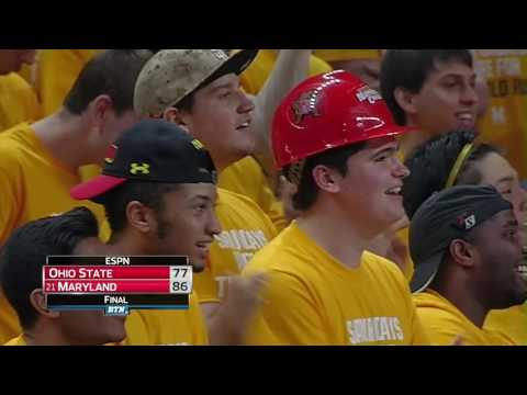 Ohio State at Maryland - Men