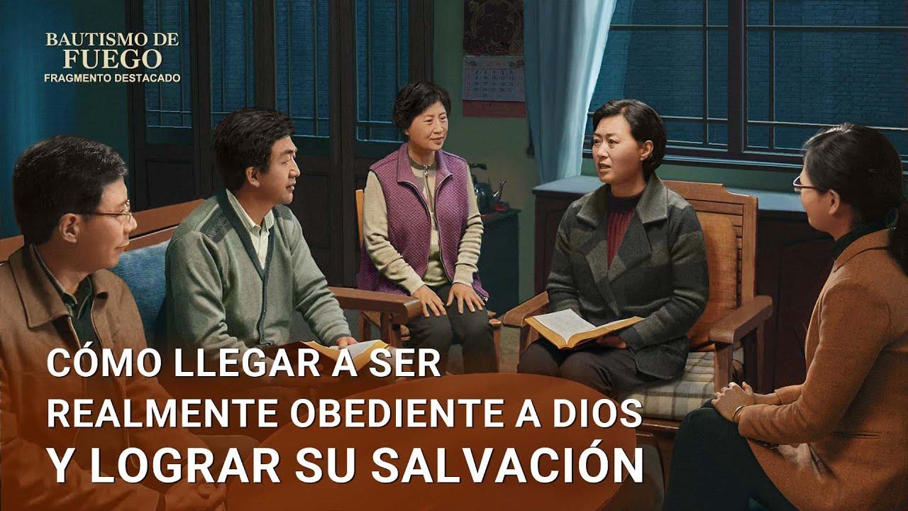 """Fragmento 2 de película evangélico """"Bautismo de fuego"""": Cómo llegar a ser realmente obediente a Dios y lograr Su salvación (Español Latino)"""