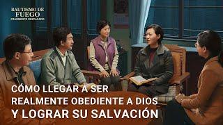 """Película evangélica """"Bautismo de fuego"""" Escena 2 - Cómo llegar a ser realmente obediente a Dios y lograr Su salvación (Español Latino)"""
