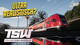 Train Sim World — Ultra realistisch? — Ruhr Sieg Nord Deutsch